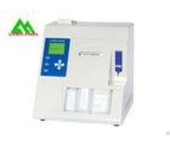 Portable Automated Electrolyte Analyzer For Blood Plasma Serum Testing