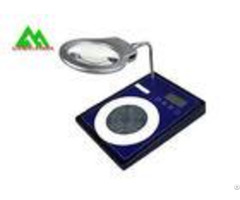 Digital Automatic Bacterial Colony Counter In Microbiology Lab Customized Color