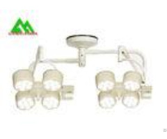 Double Dome Shadowless Led Surgical Lights Ceiling Mounted Hospital Equipment