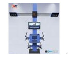 T32 3d Car Wheel Alignment Balancing Machine With Width Gauge Led Monitor Ce Approve