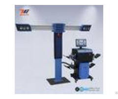 Diagnostic Car Workshop 3d Wheel Alignment Balance Machine With Ce Iso Certificate