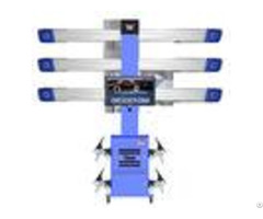 Movable Digital Wheel Alignment Machine Android System Remote Controlled T268 3d