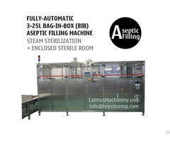 Fully Automatic Bib Filling System Bag In Box Aseptic Filler
