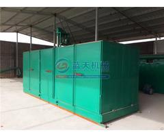 Filbert Drying Machine