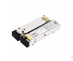 New Sfp 2 5g Bidi 80km Optical Transceiver Cisco Huawei Compatibility