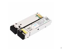 New Sfp 2 5g Bidi 80km Optical Transceiver Cisco Huawei Compatibility