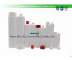 Hdpe Ldpe Pe Plastic Tube Packaging Offset Printing Unbreakable With Screw Cap