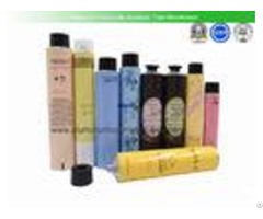 100% Recyclable Aluminum Squeeze Tubes 200ml Volume Silk Screen Printing