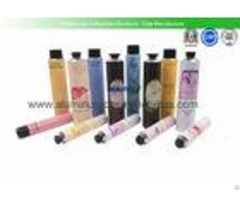 Eye Ointment Collapsible Metal Tube Beauty Empty Aluminum Tubes Packaging