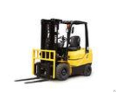 Diesel Forklift Truck 1 5 Ton With 3m Lifting Height Two Stage Mast