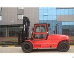 12000kg Rated Loading Internal Combustion Forklift Lifting Equipment 12 Ton
