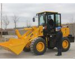 Electronic Control 2 5 Ton Front End Wheel Loader Road Construction Equipment