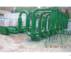 Airflow Type Wood Sawdust Dryer