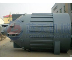 Vertical Briquette Dryer