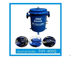 Fuel Oil Cleaning Plant