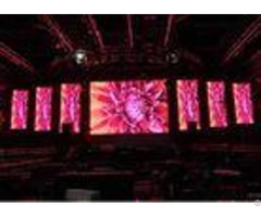 P2 97 P3 91 P4 81 Indoor Rental Led Display Video Wall Die Casting For Stage
