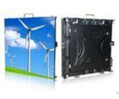 P4 P6 P8 P10 Outdoor Full Color Led Display Screen Wide Viewing Angle For Event Stage