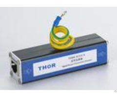12v 3ka Rj45 Port Ethernet Surge Protection Devices High Transmission Frequency