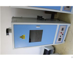 Alcohol Burner Combustion Test Chamber