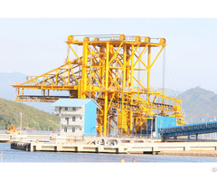 China Factory New Style Vacuum Ship Unloader Manufacturer