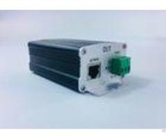 Home 100m Ethernet Surge Protection Devices Poe Lightning Arrester For Mobile Base Station