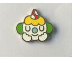 Cartoon Cute Imitation Hard Enamel Pins Nickle Plating For Decoration Customized