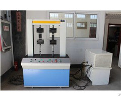Dynamic Adhesion Strength Test Machinery With Double Station