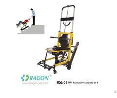 Emergency Stretcher Chair Device