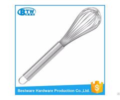 High Quality Stainless Steel Eggbeater Whisk Mini Egg Beater