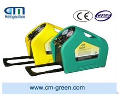 Portable Refrigerant Recovery Pump