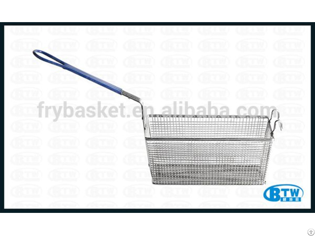 High Quality Stainless Steel Kitchen Fryer Basket