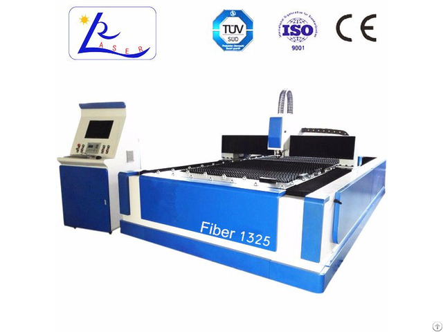 Metal Sheet Fiber Lacer Cutting Machine