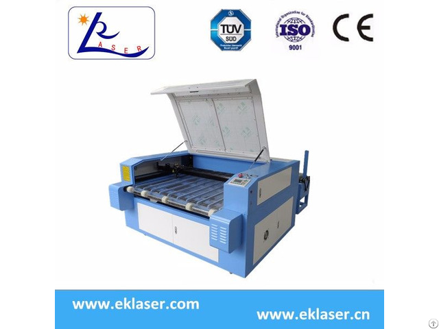 Laser Cutting Machine For Textile Leather Cloth