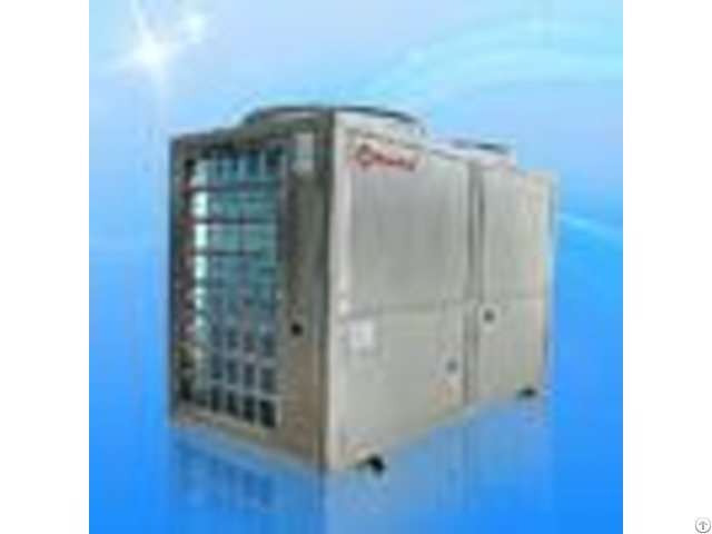 Meeting Air To Water Evi Heat Pump 12kw 16kw 18kw 36kw 72 Kw For Radiators