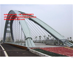 China Steel Fabrication In Structure Bridge