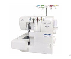 Mh754 4 Fade Overlock Inoue Sewing Machine For Home Use