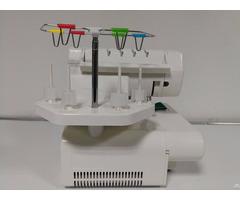 Economic Hot Sale Adjustable Single Needle Overlock Machine