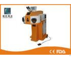 Gold Silver Platinum Laser Welding Machine Separate 1064 Nm For Diamond Tools