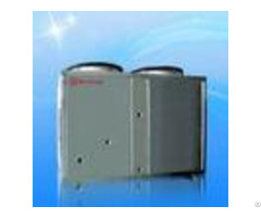 36kw Multifunctional High Temperature Air Source Heat Pump Trinity For Heating Cooling