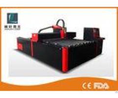 Big Scale 3015 Fiber Laser Metal Cutting Machine With Servo Motor Driver