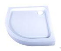 Real Estate Property Bathroom Shower Trays Luxury Raised With 90mm Siphon