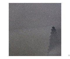 75%rayon 21%nylon 4%spandex 13s Black Double Begline Woven Fabric