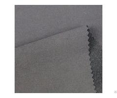 90%nylon 10%spandex Black Woven Suit Fabric