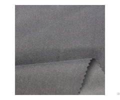 61%rayon 35%nylon 4%spandex Black Woven Fabric