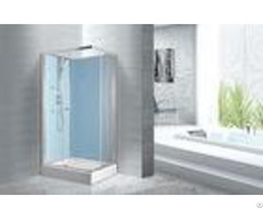 Multi Function Rectangular Shower Cabins For Star Rated Hotels Supermarket