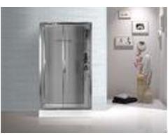 Popular Transparent Glass Rectangular Shower Unit Ce Sgs Certification