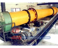 Wood Sawdust Dryer