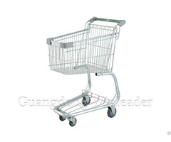 Canadian Shopping Trolley