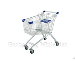 European Shopping Trolley