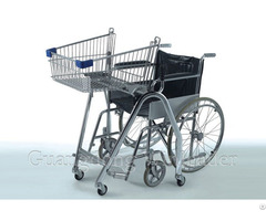 Airport Shopping Trolley